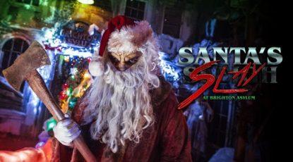 Santa's Slay at Brighton Asylum
